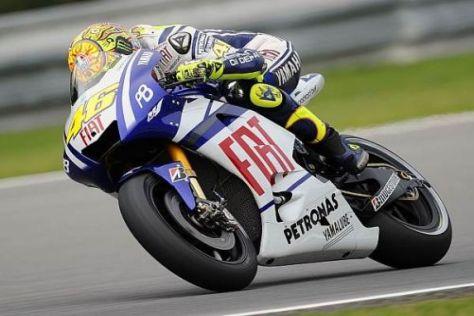 Valentino Rossi behielt im ersten Freien Training von Japan die Oberhand