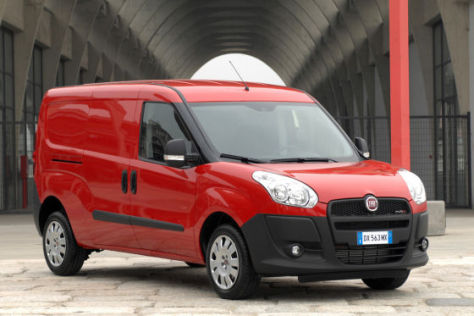 Fiat Dobló Cargo Van of the Year 2011