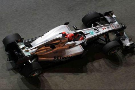 Michael Schumacher ist unangefochtener Rekordsieger in Suzuka