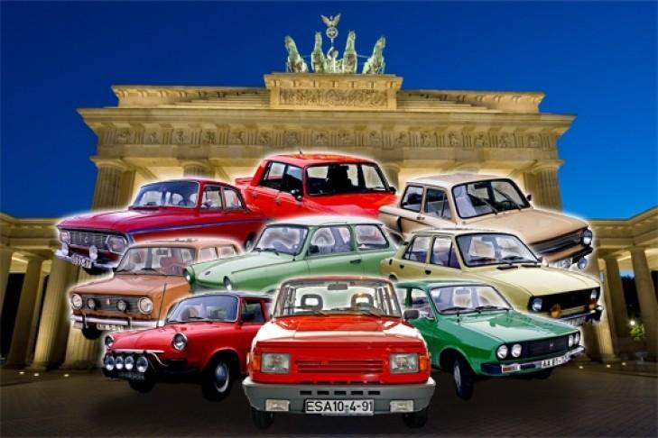 Jubiläum des Mauerfalls: Die Autos der DDR