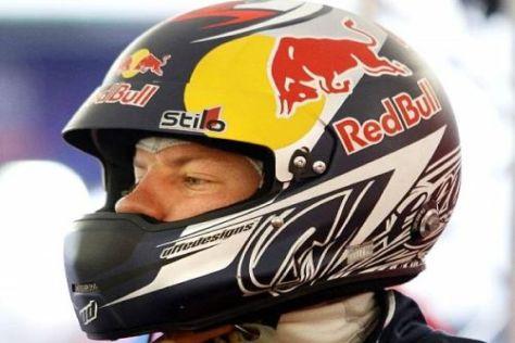 Kimi Räikkönen kämpfte recht erfolgreich gegen die tückischen Bedingungen