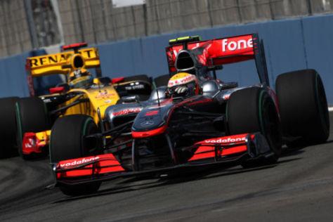 Formel 1: McLaren auf verlorenem Posten