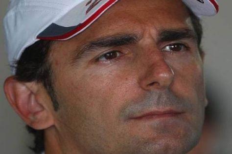Pedro de la Rosa wünscht sich ein Renncockpit für die kommende Saison