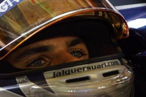 Jaime Alguersuari wartet seit Anfang Mai auf weitere WM-Punkte