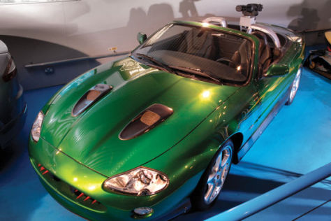 Jaguar XKR James Bond Special Effects Car