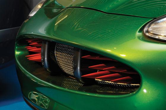 Jaguar XKR James Bond Special Effects Car