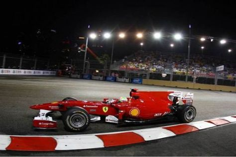 Felipe Massa im Rampenlicht: Ferrari erwartet starke Leistungen vom Brasilianer