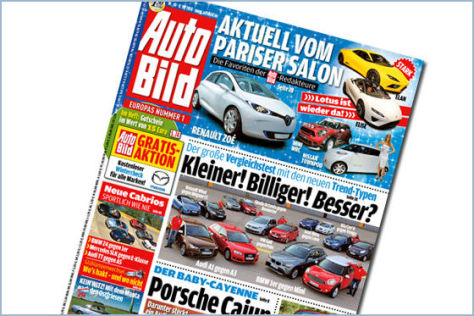 AUTO BILD 40/2010