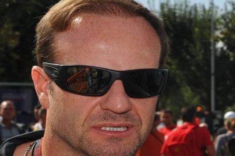 Rubens Barrichello sieht gute Williams-Chancen in Japan
