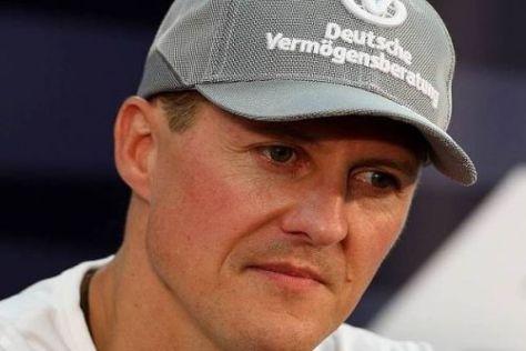 Michael Schumacher verfolgt mit Mercedes einen Dreijahresplan