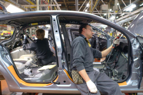 Opel-Werk Antwerpen