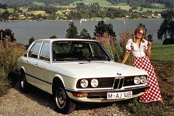 BMW 5er E12 (1972-1981)