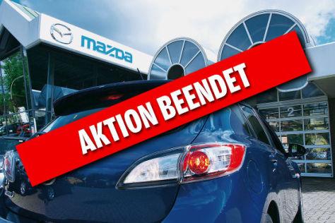 Kostenloser Wintercheck bei Mazda