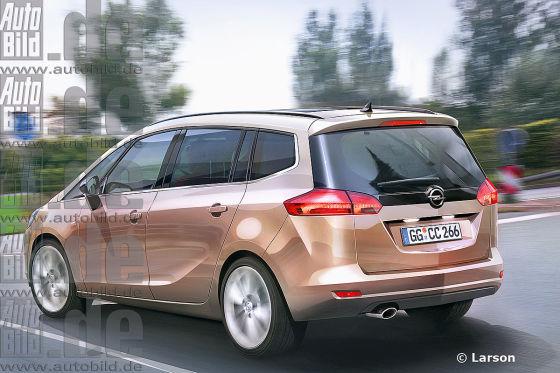 Opel Zafira (2011)