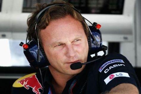 Christian Horner ist zuversichtlich, dass Red Bull in Suzuka gewinnen kann