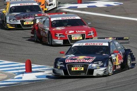 Audi will sich endlich mal wieder gegen Mercedes durchsetzen