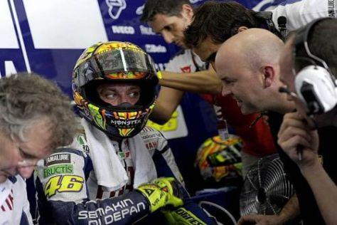 Valentino Rossi möchte die Saison mit Yamaha zu Ende fahren