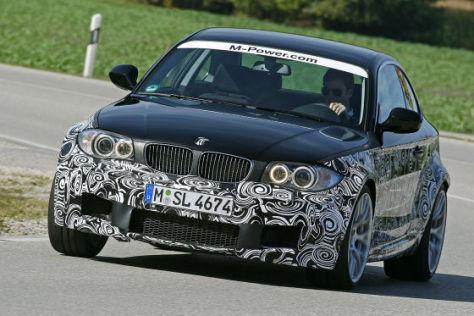 BMW 1er M Coupé: Fahrbericht