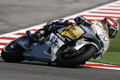 Die Zukunft des Interwetten-Teams in der MotoGP ist derzeit fraglich