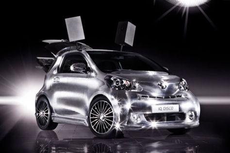 Showcar Toyota iQ Disco
