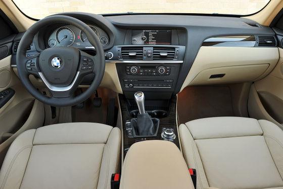 BMW X3 iDrive 20d