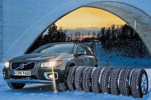 Winterreifen 215/65 R 16