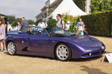 Traum-Oldies in Goodwood