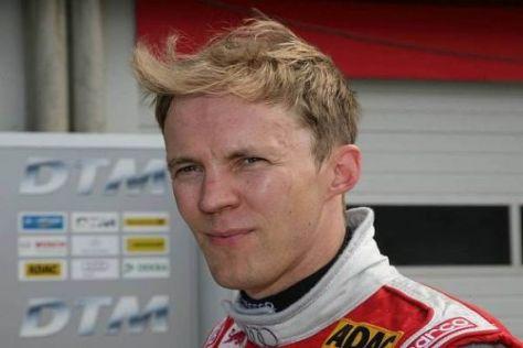 Mattias Ekström wil sein Siegkonto in dieser Saison noch aufstocken