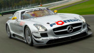 Mercedes SLS AMG GT3: Tracktest