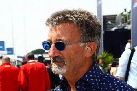 Nach der Kritik ist Eddie Jordan wieder voll des Lobes für Michael Schumacher