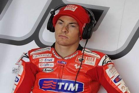 Für Ducati-Pilot Nicky Hayden hat Jorge Lorenzo den WM-Titel verdient gewonnen