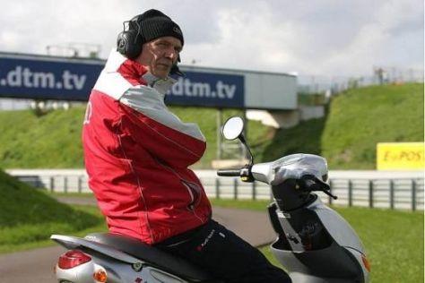 Wolfgang Ullrich sieht keine Nachteile für Audi durch die neue Streckenführung