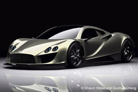 bentley silver wings concept sportwagen vision aus china. Black Bedroom Furniture Sets. Home Design Ideas