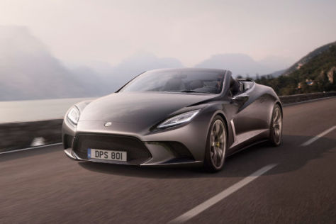 Lotus Elite Cabrio