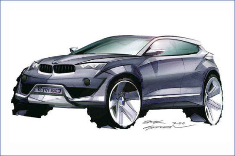 BMW X4 (2014): Neue Spekulationen