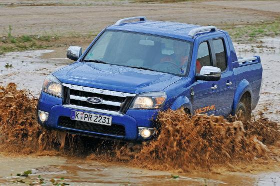 Ford Ranger 3.0 TDCi
