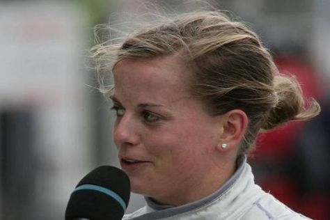 Susie Stoddart war mit ihrer Leistung am Samstag überhaupt nicht glücklich
