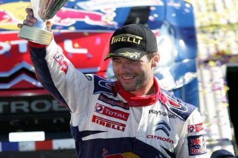 Nach dem Triumph blickt Sébastien Loeb nun nach vorne in die Zukunft