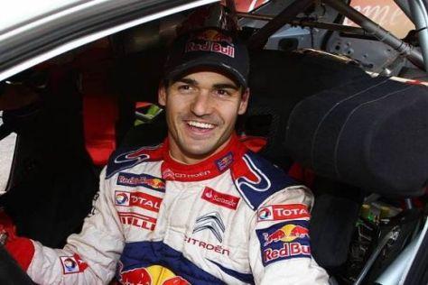 Dani Sordo träumt davon, in der Heimat seinen ersten WRC-Sieg zu holen