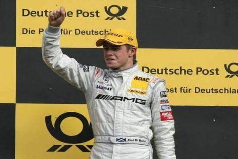 Nach dem neunten Rennen ganz oben: der neue Spitzenreiter Paul di Resta