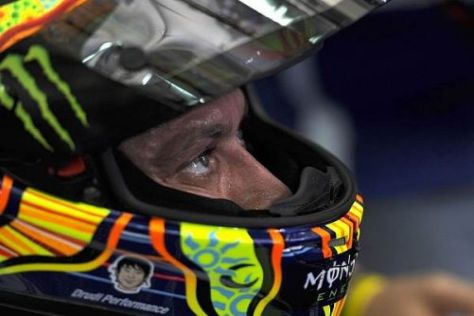 Valentino Rossi wird nach dem Finale in Valencia auf die Ducati steigen