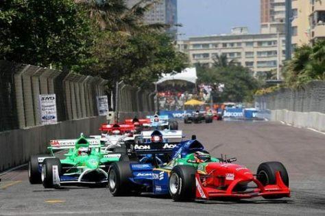 In Durban dröhnten vor einigen Jahren die Rennmotoren der A1GP-Rennserie