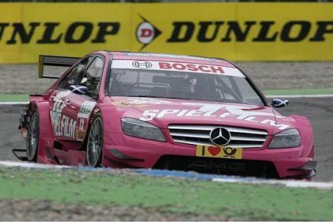 Susie Stoddart fuhr in Hockenheim zum zweiten Mal in die Punkte