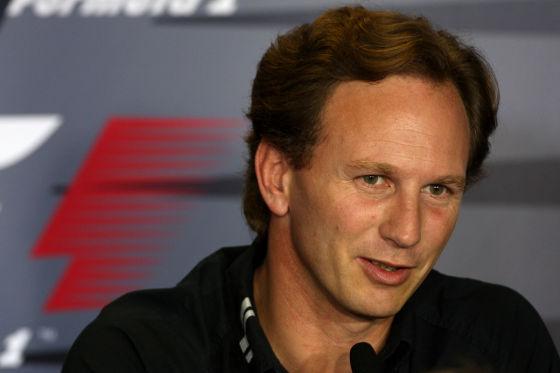 Red Bull-Teamchef Christian Horner