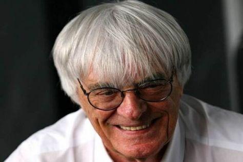 """Strippenzieher: Bernie Ecclestone gilt als der """"Dagobert Duck der Formel 1"""""""