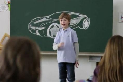 BMW-Werbung