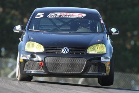 VW Jetta TDI Cup