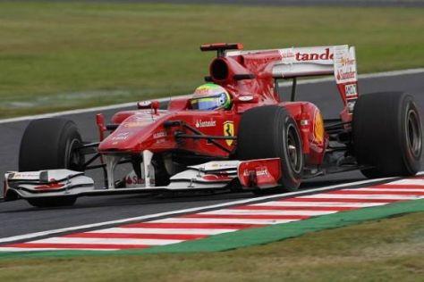 Kann sich Felipe Massa in Yeongam aus seinem Saisontief befreien?