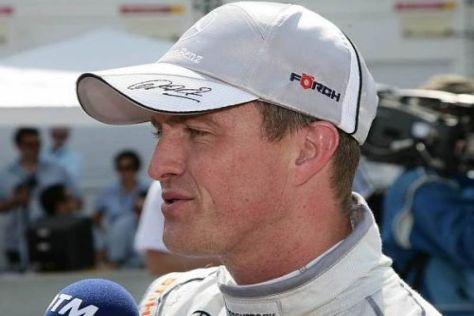 Ralf Schumacher freut sich auf neue Emotionen in der DTM