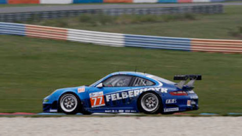 Tracktest Porsche 911 GT3 RSR